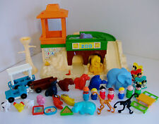 Fisher Price Vintage Zoo with Extra's