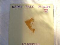 RADIO FREE EUROPE LP LAUGHONCUE  / synth  /  hedonics4