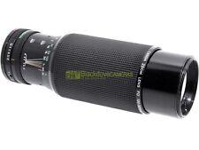 Canon FD 100/300mm. f5,6 innesto Canon FD manual focus.