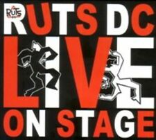 Live on Stage 0844493092650 by Ruts DC CD