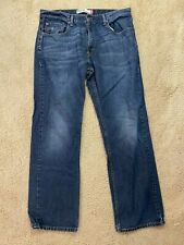 Levi's 559 Relaxed Straight Denim Men's Size 36 x 34