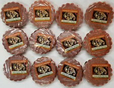Yankee Candle Tarts: CHOCOLATE TRUFFLE Melts Lot of 12 Brown New