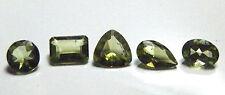 Round Emerald cut Trillion Pear & Oval gemstones..4.03 Carat total