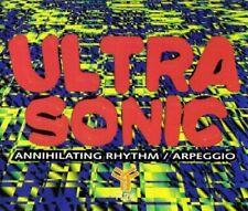 Ultra-Sonic Annihilating rhythm/Arpeggio (1994)  [Maxi-CD]