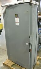 New Square D H228nr 1200 Amp 240 Volt Fusible 1 Phase 3r Outdoor Disconnect