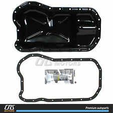 Engine Oil Pan w/ Gasket and Silicone 92-99 VW Corrado Golf Jetta Passat 2.8L