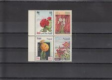 TIMBRE STAMP  4 NEPAL  Y&T#211-14 FLEUR FLOWER NEUF**/MNH-MINT 1969 ~B14