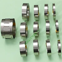 Nickel plated steel strip tape plate 5/8/10/12/27mm X 0.1/0.15mm T for battery