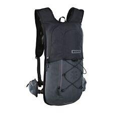 Ion Backpack Villain 8 Litre Inc Bladder Bike Back Pack Ruck Sack Black