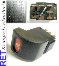 Schalter Warnblinkschalter 90347821 Opel Astra Corsa original 90320621