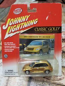 Johnny Lightning Gold 2001 Chrysler PT Cruiser