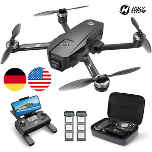 Holy Stone HS720E  EIS GPS Drohne mit Kamera 4K UHD RC Quadrocopter FOV 130°