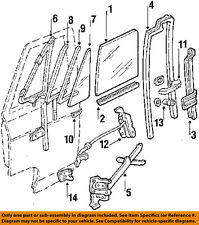 GM OEM Front Door-Door Lock Kit 15993027