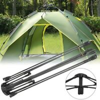 Portable Hydraulics Automatics Tent Pole Support Frame Outdoor Camping Equipment