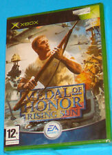 Medal of Honor - Rising Sun - Microsoft XBOX - PAL New Nuovo Sealed