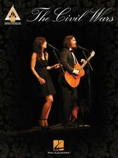 The Civil Wars Guitar Recorded Versions Tab Book NEW!