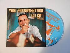 YURI BUENAVENTURA : SALSA ( 2 VERSIONS ) [ CD SINGLE PORT GRATUIT ]