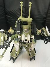 Transformers 2007 Movie Leader Class Brawl Complete Lot