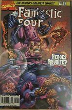 Fantastic Four #12 Heroes Reborn Marvel Comics