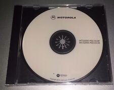 MOTOROLA BOTH MCS2000 MTS2000 2 FOR ONE! Programming CPS Software Disk R02.03.00
