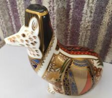 Unboxed Paperweight Royal Crown Derby Porcelain & China