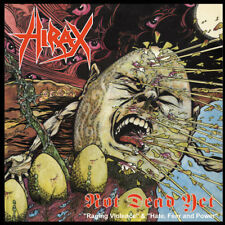 Hirax - Not Dead Yet + 1 Live video US Old School Thrash