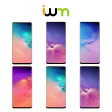 Samsung Galaxy S10 Plus 128GB / 256GB / 512GB - Black / Blue / Pink / White