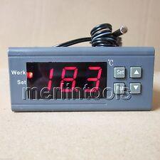 AC 220~240V Digital Temperature Controller Thermostat Celsius