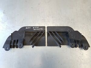 2014 VW SCIROCCO BLUE MOTION LEFT & RIGHT REAR MUD FLAP/ SPLASH GUARD 1K8854855