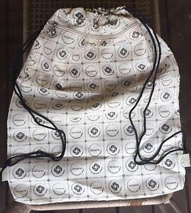 NWOT Samsonite Nylon Drawstring Travel Carry on Lightweight Zip Backpack Bag