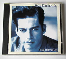 HARRY CONNICK JR ..... FRANCE, I WISH YOU LOVE ......CD
