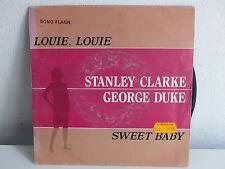 STANLEY CLARKE / GEORGE DUKE Louie Louie A1429