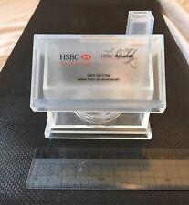 Hong Kong & Shanghai Banking Corporation HSBC Amanah antique Money Bank. Rare!