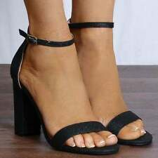 Unbranded Party Sandals Synthetic Heels for Women