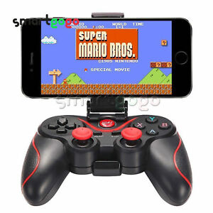 Wireless Bluetooth Gamepad Game Controller Joystick For Android Phone TV Box BSG