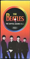 "4 CD-BOX von den BEATLES "" THE CAPITOL ALBUMS VOL. 1 "" im Pappschuber - 2004"