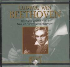 Various Classical(CD Album)Beethoven Piano Sonatas Nos.27 & 29-VG