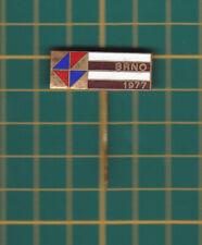 1977 expo Brno Czechoslovakia - stick pin badge vintage