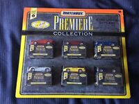 Limited Edition matchbox Diecast Cars