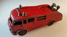 DINKY TOYS Meccano 555 Fire Engine Black Tyres 1:43 Diecast Made in England