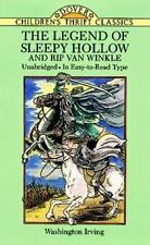 The Legend of Sleepy Hollow and Rip Van Winkle (Dover Children's Thrift