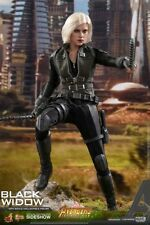 1/6 Hot Toys MMS 460 - Black Widow (Infinity War) Ready to Send