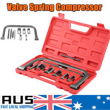 10Pcs Valve Spring Compressor Tool Kit for Car Motorcycle Petrol Engines NEW