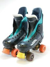 Vintage 1990's BAUER TURBO Quad Rollerskates - UK Size 5 - Needs TLC