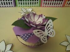 Handmade  Gift Card Box - Favors - Gift - Party - Flowers - Mother - Girl
