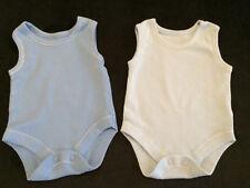 12 M Babyprem Vêtements Bébé Garçons Filles Blanc /& Argent foi chrétienne Chapeaux NB