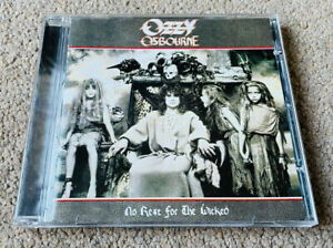 Ozzy Osbourne – No Rest For The Wicked (2002 Epic) MINT CD 502046 2