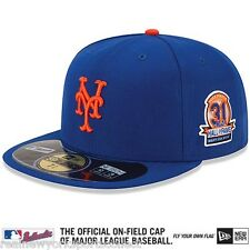 MIKE PIAZZA NEW YORK METS HALL OF FAME INDUCTION HAT 9/29/13 RARE HOF