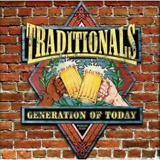 The traditionals-Generation Of Today [CD]