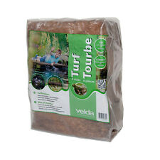 VELDA POND PEAT TURF TURFBLOKKEN BORDERS BLOCKS GARDEN WALL ALGAE RESISTANT